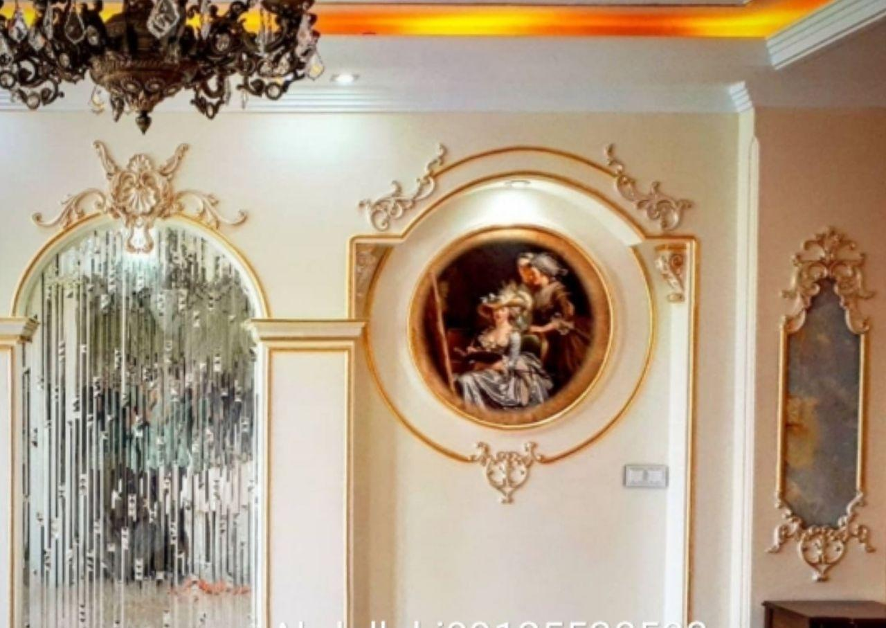 آینه کاری دکوراسیون منزل | دکوراسیون میرعظیمی